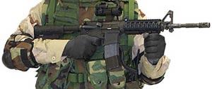 Standard GI uniform