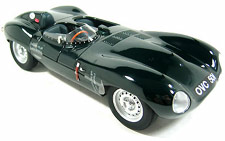 The D-Type Jaguar by Autoart