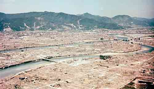 an argument in favor of the atomic bomb being dropped on japan by the united states 1945 the united states army air forces dropped the nuclear weapon  -atomic bombimgs of hiroshima and nagasaki-  to drop an atomic bomb on japan.