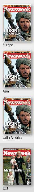 Simultaneous editions of Newsweek