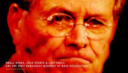 Donald Rumsfeld RIP