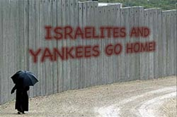 See more of the Apartheid Wall