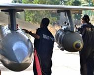 US bombs to replenish Israel