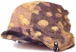 Even the Nazi desert camouflage looks familiar