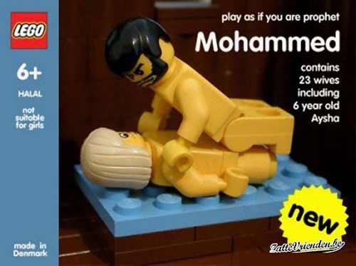 Lego Prophet