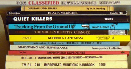 Selection of titles
