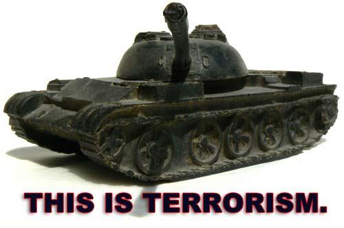 Civilian-seeking weaponry