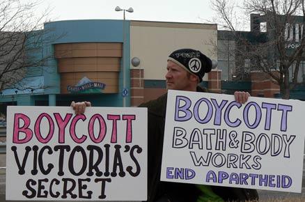 Boycott Israeli Apartheid
