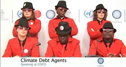 climate debt agents good cop15