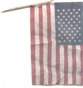 U.S. Flag, These Colors dont run. Old Glory, Stars and Stripes