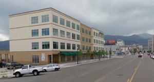 ice offices in pueblo bank trust building