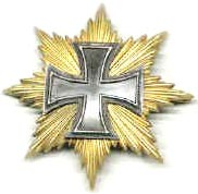 Prussian Star and Cross