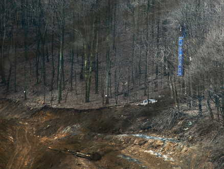 Stop Massey Energy mountain top removal