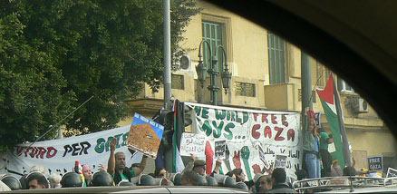 gaza-freedom-march-cairo-egypt