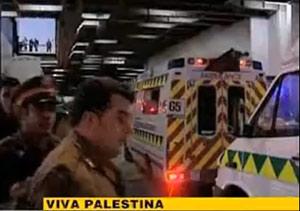 viva palestina aid convoy ferry lattakia