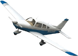 single engine airplane