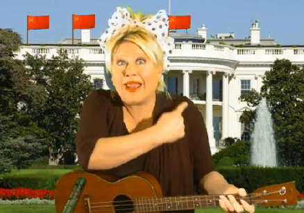 Victoria Jackson of Saturday Night Live