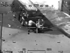 WikiLeaks video combat footage of 2007 collateral murder in Iraq