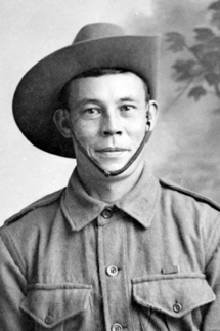 Chinese-Australian hero of Gallipoli