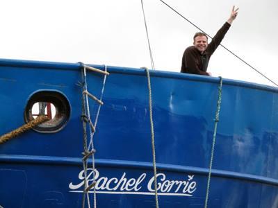 Free Gaza Freedom Flotilla crew member Faichre