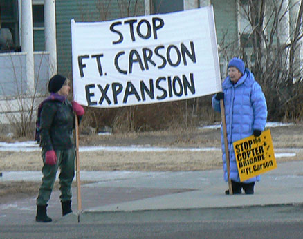 Stop Ft Carson expansion