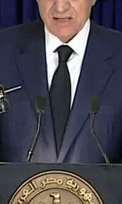 Hosni Mubarak Obama