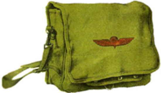 IDF Israeli Paratrooper bag