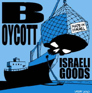 BDS movement - Boycott Divestment and Sanctions