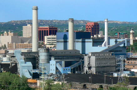Colorado Springs Utilities Martin Drake Power Plant