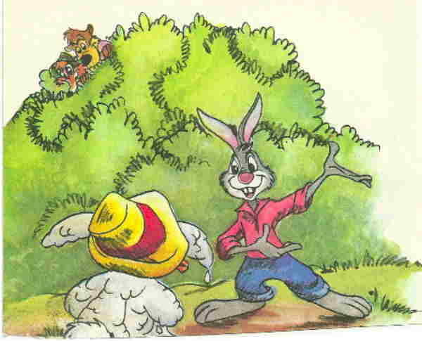 Disney rewrote its Uncle Remus Tale in printed version of the Brer Rabbit story