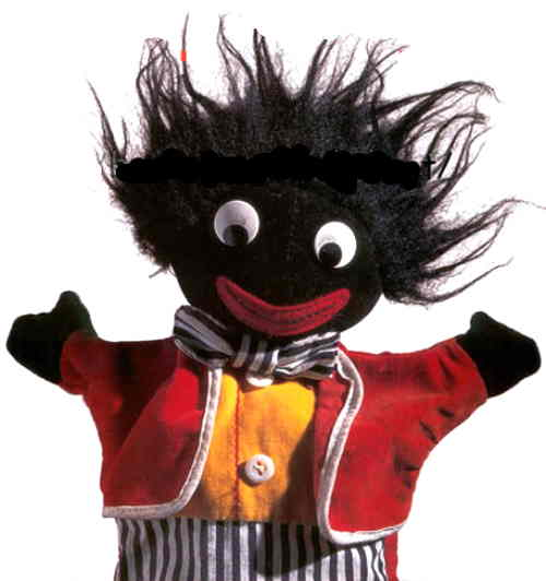 Yes Congressman Doug Lamborn, this is technically not a Tar Baby but an English Golliwog