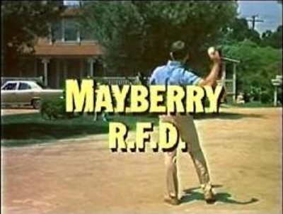 Spin off of Andy Griffith Show, with Gomer Pyle