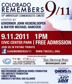 Colorado Remembers 9/11 sponsored by Counter-Terrorism Education Learning Lab