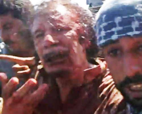 Gaddafi, Qadhafi, Zenga Zenga, dead dead