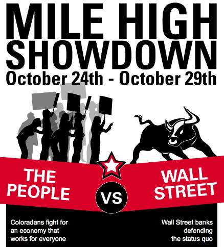 Mile High Showdown, Oct 24 - Oct 29