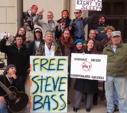 Occupy Colorado Springs arrestees