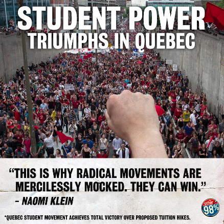 Naomi Klein quote