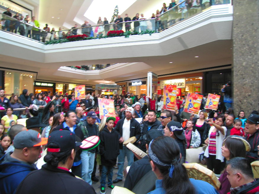 Idle No More Round Dance