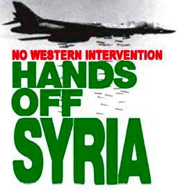 HAND OFF SYRIA