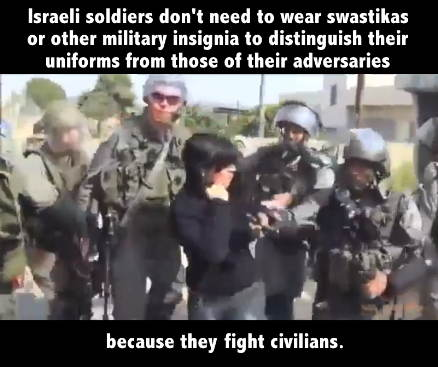 why-israeli-soldiers-dont-wear-swastikas-nmt