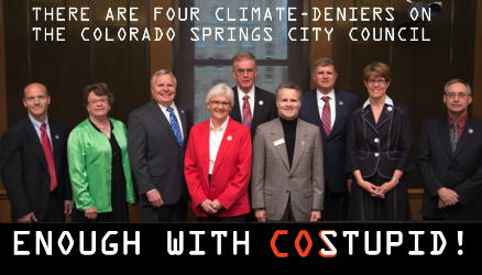 Colorado Springs City Council