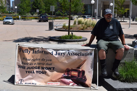 Mark Iannicelli and the Fully Informed Jury Association