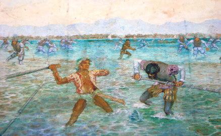 Lapu-Lapu beats Magellan